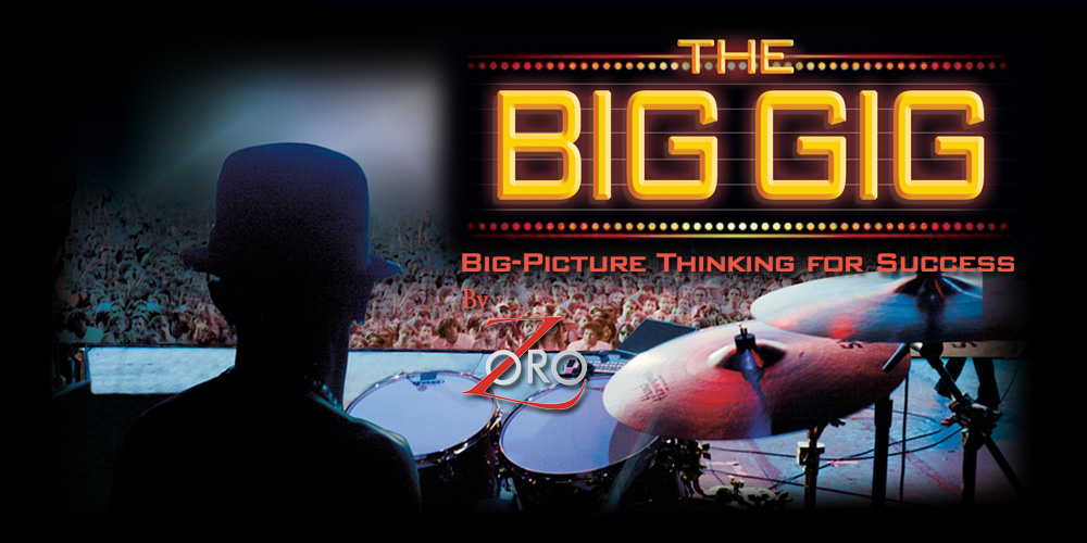 The Big Gig - Big Picture Thinking For Success